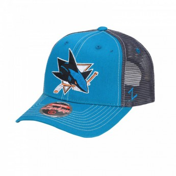 San Jose Sharks Šiltovka NHL Staple Trucker