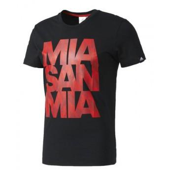 Bayern Mnichov pánske tričko Mia San Mia