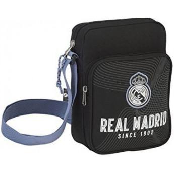 Real madrid taška na rameno black since-1902