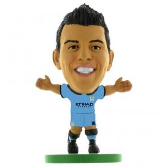 Manchester City zberateľská figúrka Sergio Agüera