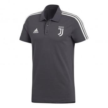 Juventus pánske polo tričko 3S carbon