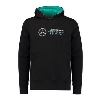 Mercedes AMG Petronas pánska mikina black F1 2018