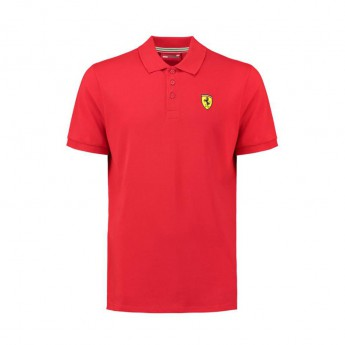 Ferrari polokošeľa Classic red F1 Team 2018