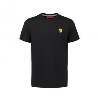 Koszulka męska black Crew Neck Ferrari 18