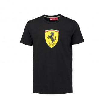 bc40665e44 Scuderia Ferrari pánske tričko Classic black F1 Team 2018 - FAN-store.sk