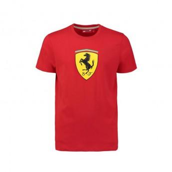 Ferrari pánske tričko Classic red F1 Team 2018