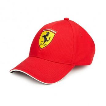 Ferrari detská šiltovka Classic Red F1 Team 2018