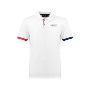 Red Bull Racing polokošeľa Classic white 2018
