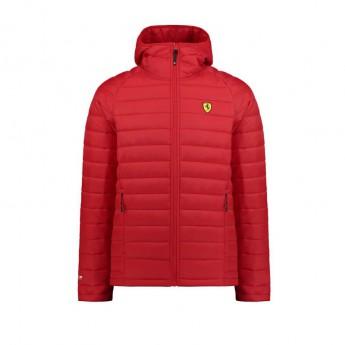 Scuderia Ferrari pánska bunda Padded red F1 Team 2018