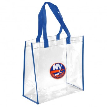 New York Islanders nákupná taška Clear Reusable Bag