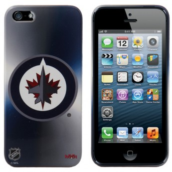 Winnipeg Jets kryt na mobil iPhone 5 Glow of The Cup