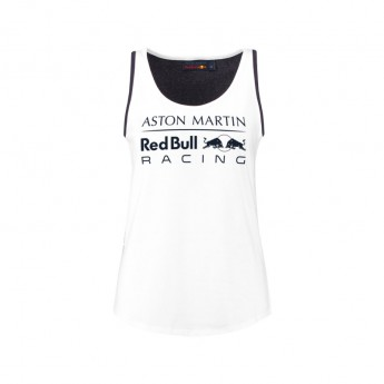 Red Bull Racing dámske tielko Vest white F1 Team 2018