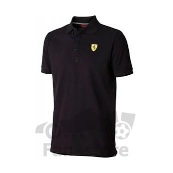 Scuderia Ferrari pánske polo tričko nero