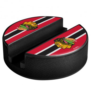 Chicago Blackhawks Držiak na telefón Puck Media Holder