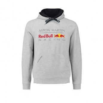Red Bull Racing pánska mikina s kapucňou grey 2018