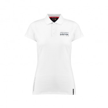 Red Bull Racing dámske polo tričko Seasonal white 2018