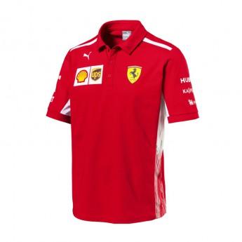 Puma Ferrari pánske polo tričko red F1 Team 2018