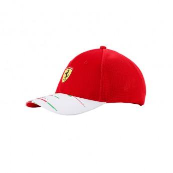 Ferrari čiapka baseballová šiltovka red F1 Team 2018