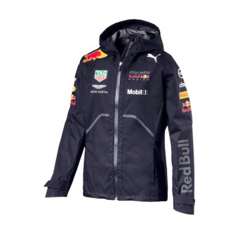 Puma Red Bull Racing pánska bunda Rain navy F1 Team 2018