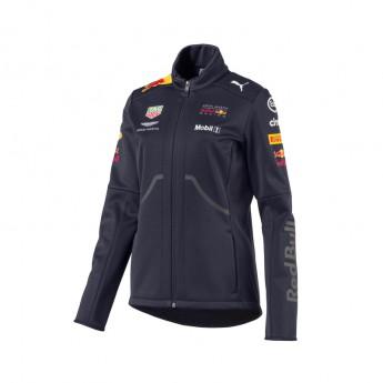 Red Bull Racing dámska bunda Softshell navy F1 Team 2018