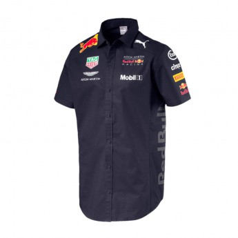 Puma Red Bull Racing pánska košeľa F1 Team 2018