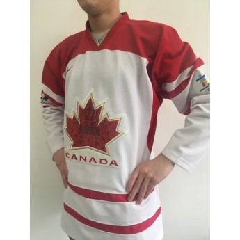 Canada hokejový dres Team Vancouver 2010 Olympic Games