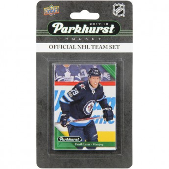 Winnipeg Jets hokejové karty NHL Upper Deck Parkhurst 2017/18 Team Card Set