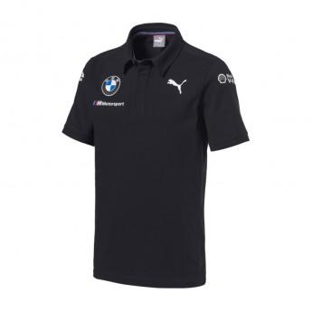 Puma BMW Motorsport pánske polo tričko navy Team 2018