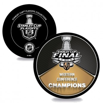 Vegas Golden Knights puk 2018 Western Conference Champions
