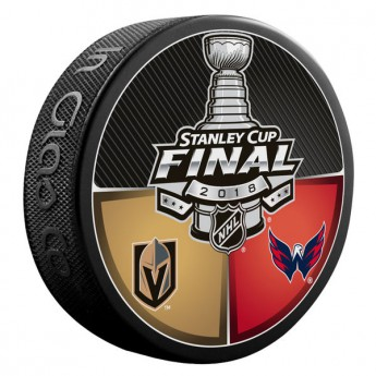 Stanley Cup puk 2018  Final Bound Dueling