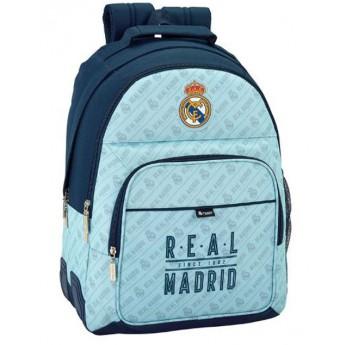 Real Madrid batoh since 1902 light blue three