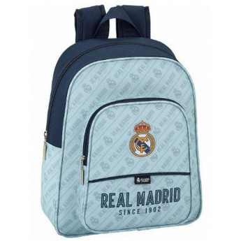 Real Madrid batoh since 1902 light blue two
