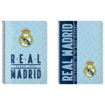 Real Madrid blok/zošit A4 since 1902 light blue