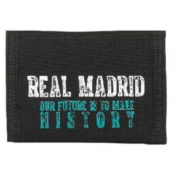 Real Madrid rozkladacia peňaženka our future is to male history black