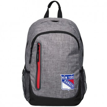 New York Rangers batoh Heathered Gray