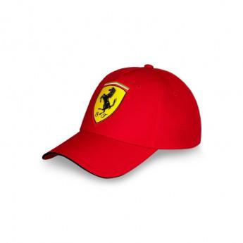 Ferrari čiapka baseballová šiltovka Scudetto red F1 Team 2018