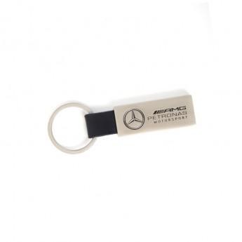 Mercedes AMG Petronas prívesok metal Logo 2018