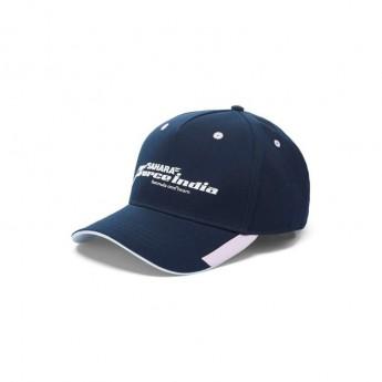 Force India čiapka baseballová šiltovka Fan navy F1 Team 2018