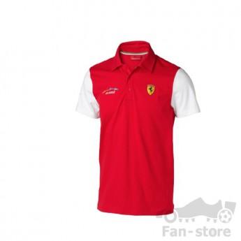 Scuderia Ferrari pánske polo tričko alonso