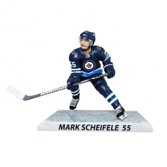 Winnipeg Jets figúrka Imports Dragon Mark Scheifele 55