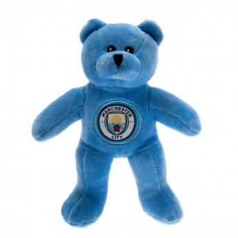 Manchester City plyšový medvedík Mini Bear