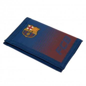 FC Barcelona peňaženka z nylonu Nylon Wallet