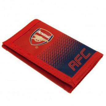 FC Arsenal peňaženka z nylonu Nylon Wallet