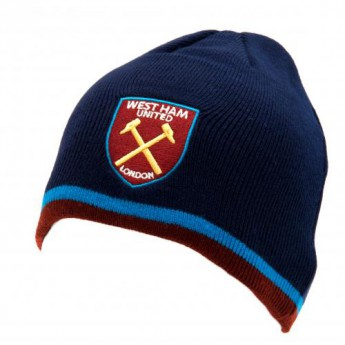 West Ham United zimná čiapka Knitted TP