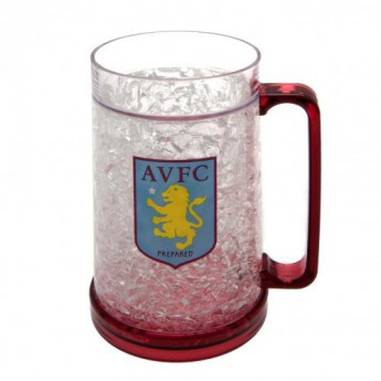 Aston Villa chladič nápojov Freezer Mug