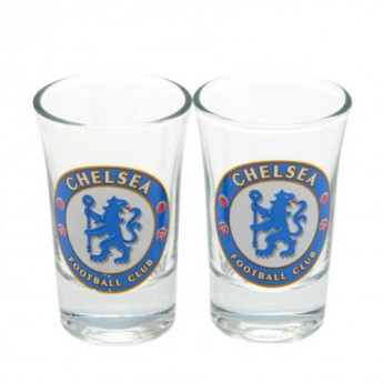FC Chelsea panák štamprlík 2pk Shot Glass Set