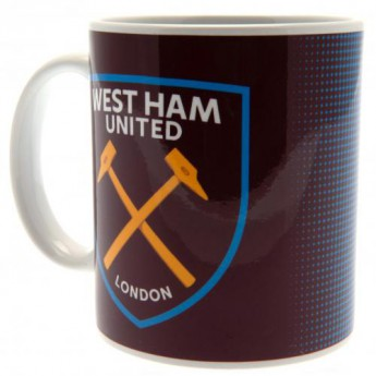 West Ham United hrnček Mug HT