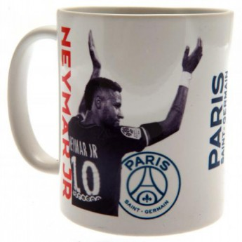 Paris Saint German hrnček Mug Neymar