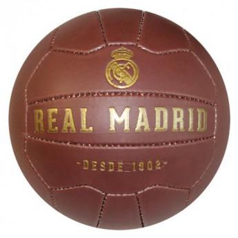 Real Madrid futbalová lopta Retro Heritage Football