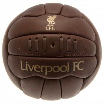 FC Liverpool futbalová lopta Retro Heritage Football